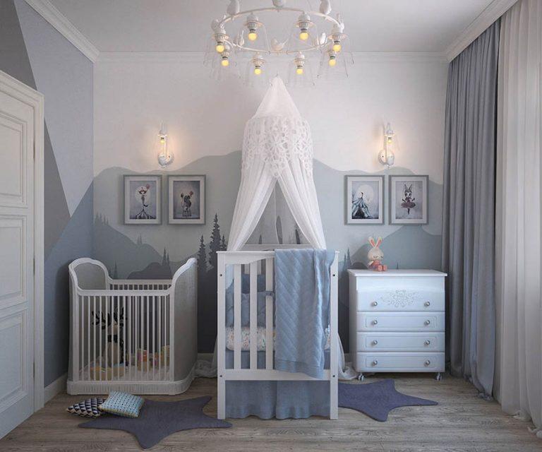 Якою має бути дитяча кімната: ремонтні особливості