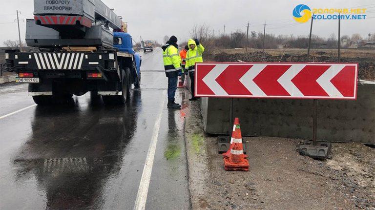 Через ремонт Кільцевої дороги Золочева буде перекрито рух