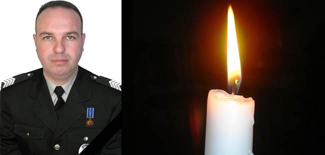 На Львівщині помер поліцейський
