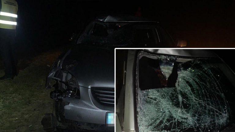 У Золочівському районі внаслідок наїзду авто загинув пішохід