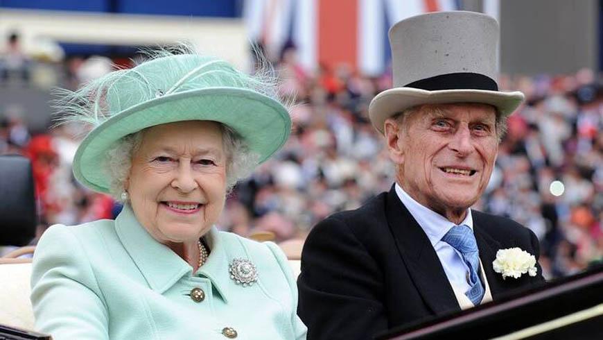 Помер принц Філіп — чоловік британської королеви