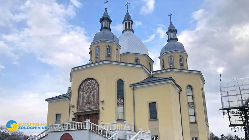 Храм святого Архистратига Михаїла