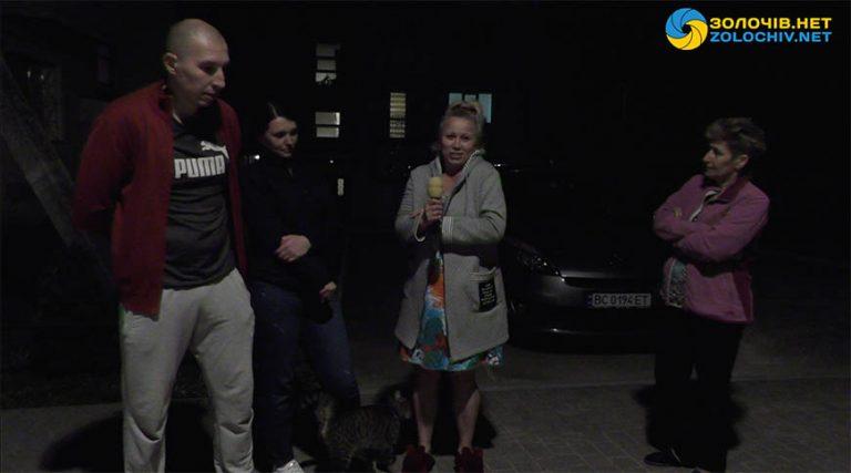 Вільний мікрофон: частина жителів будинку у Золочеві залишилися без газу (відео)