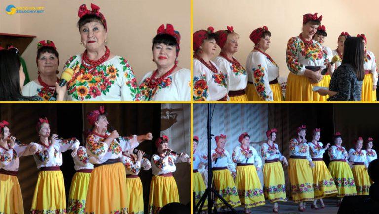 У Золочеві з концертом виступили Наталія Фаліон та гурт «Лісапетний батальйон» (відео)