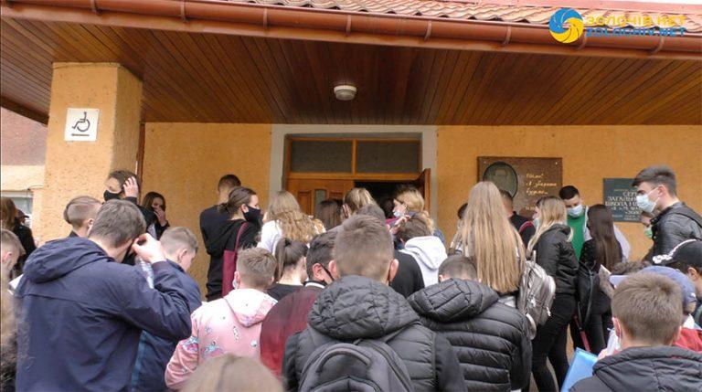Учениця Золочівської школи набрала 200 балів на ЗНО