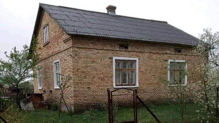 Продається цегляний будинок