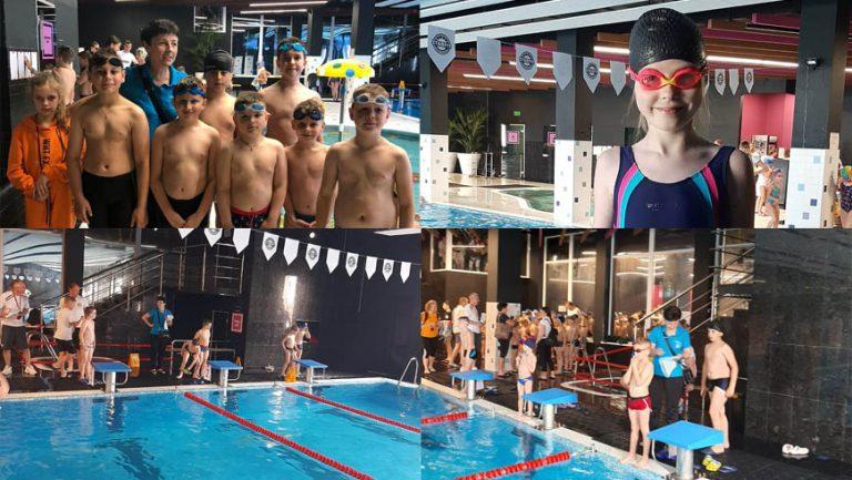 Діти із Золочівщини вибороли призові місця на обласних змаганнях з плавання (відео)