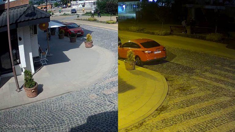 Наживо: онлайн камера у м. Золочів на вул. Г. Сковороди — І. Рєпіна (відео)