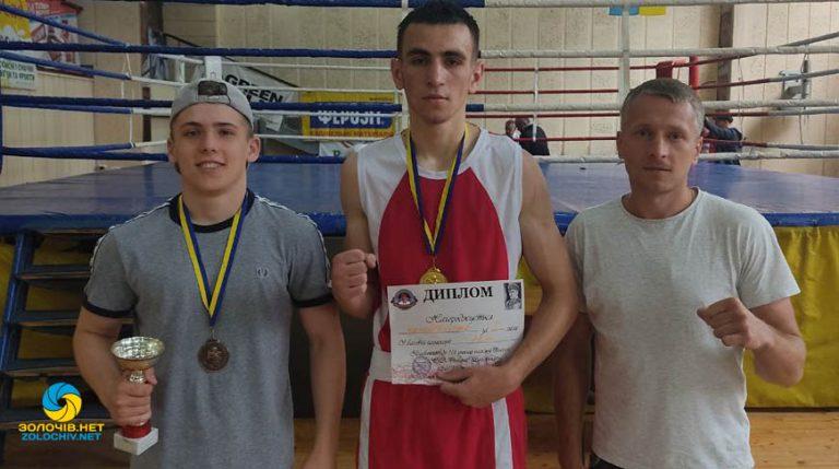 Золочівські боксери привезли нагороди із Чемпіонату області (відео)