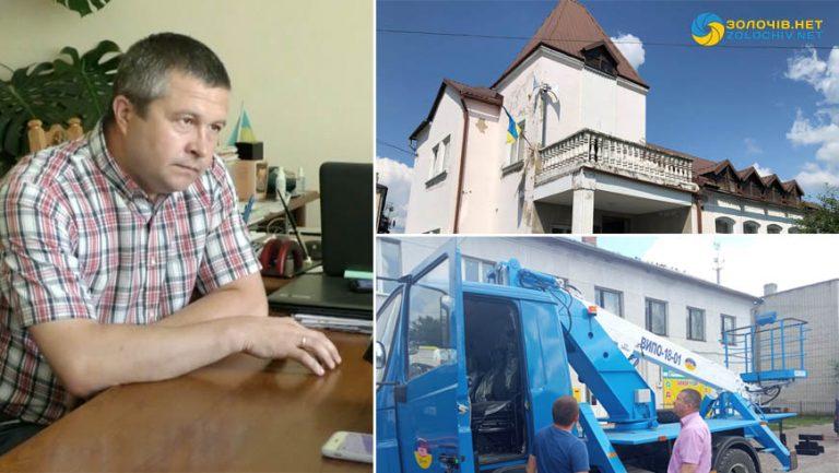Відверте інтерв'ю: голова Красненської громади про медицину, дороги,  школи, робочі місця (відео)