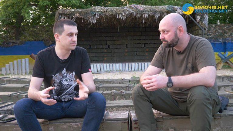 Відверте інтерв'ю: Андрій Тарасенко (відео)