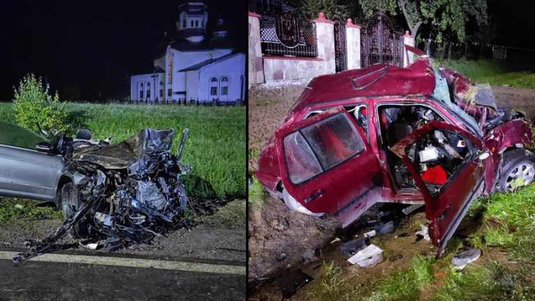 ДТП на Львівщині: 3 загиблих, 7 травмованих – взяли під варту 19-річного водія