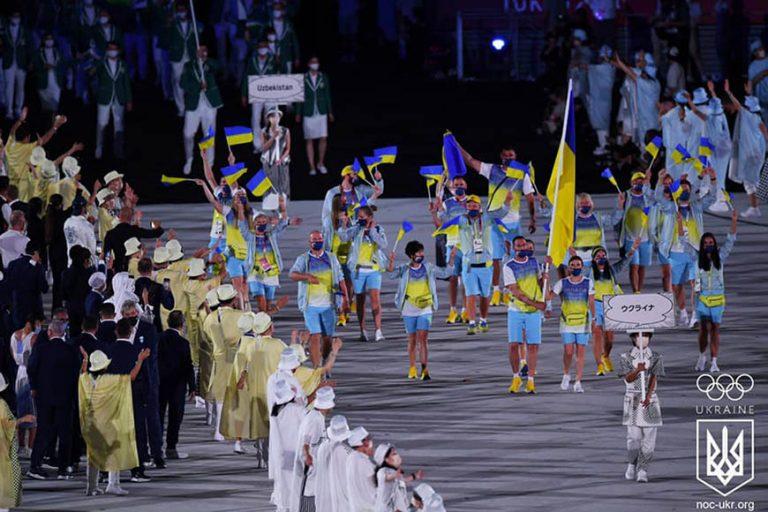 Україна в ТОП-20 на Олімпійських іграх Токіо за загальною кількістю нагород з-поміж 206 країн-учасниць