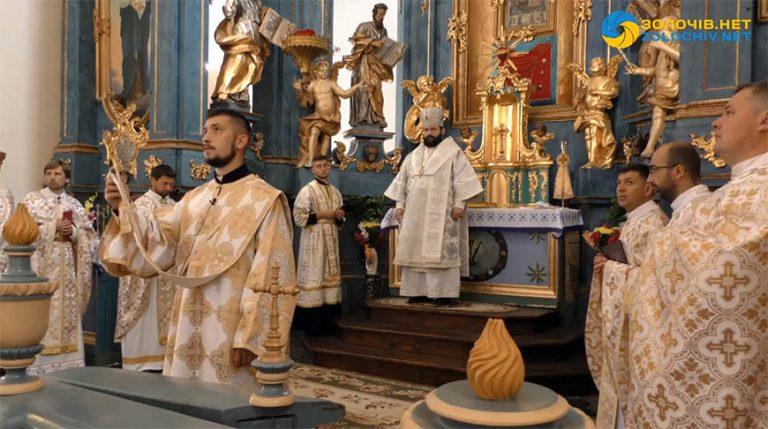 Наживо:  Преображення Господнє у монастирі оо. Василіян в Підгірцях (відео)