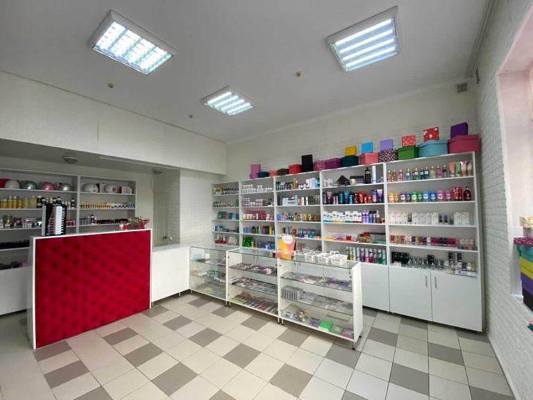 Магазин косметики відомих брендів та все для beauty-індустрії