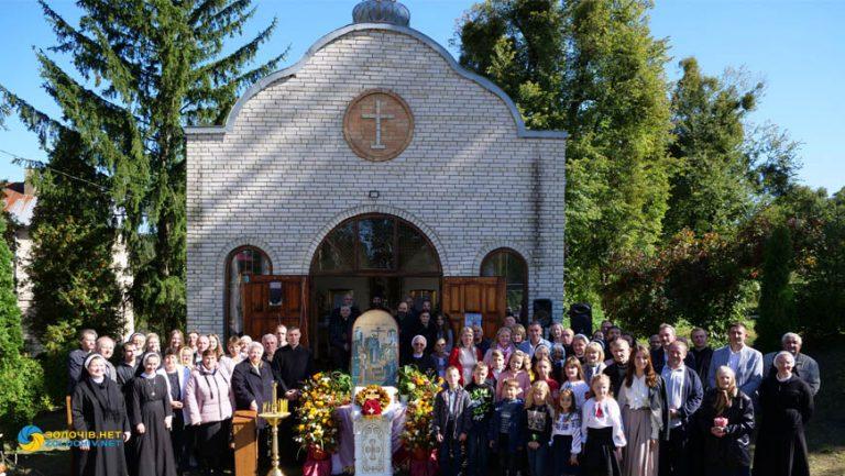 Храмове свято у Святовоздвиженському Монастирі Сестер Василіянок с. Словіта (відео)