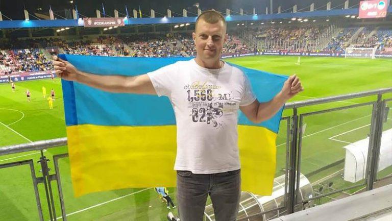 Вітання для Степана Леньо